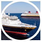 disney cruise vendors