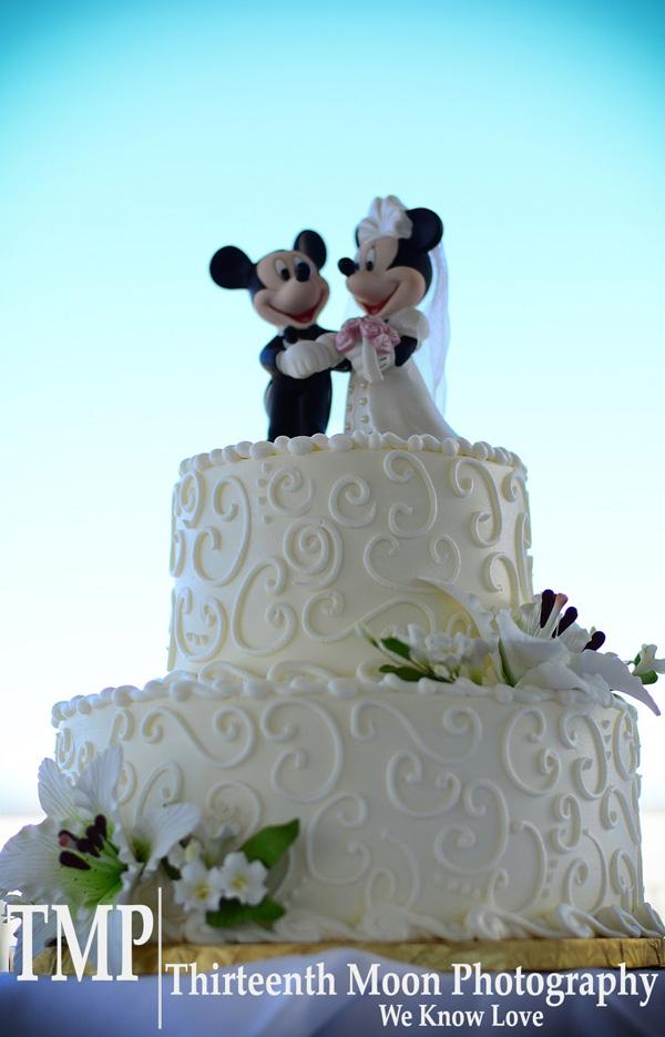 Sea Breeze Point Disney Wedding: Kadie + Jerrick