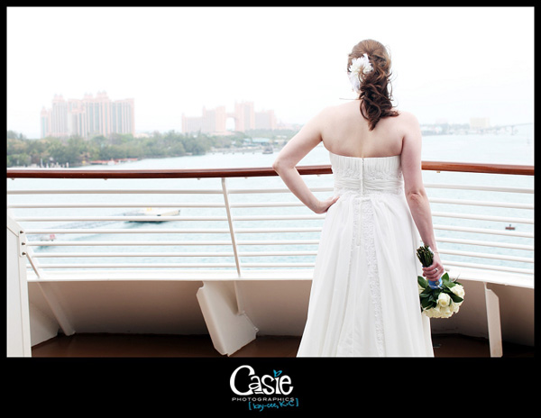 Disney Dream Cruise Wedding: Katie + Ken