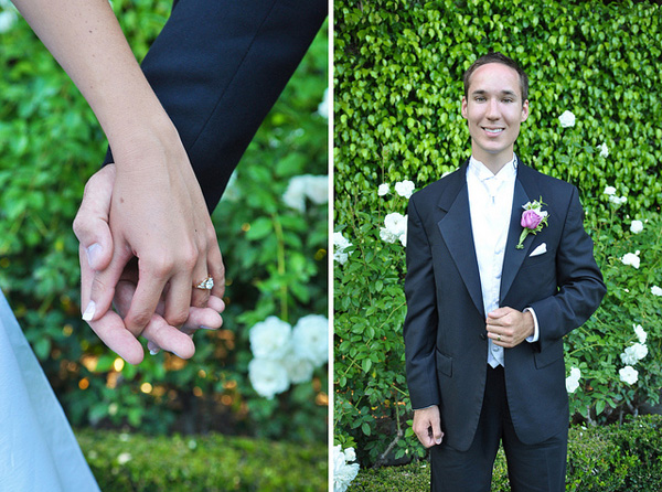 Disneyland Hotel Wedding Photos: Elena + Mitchell