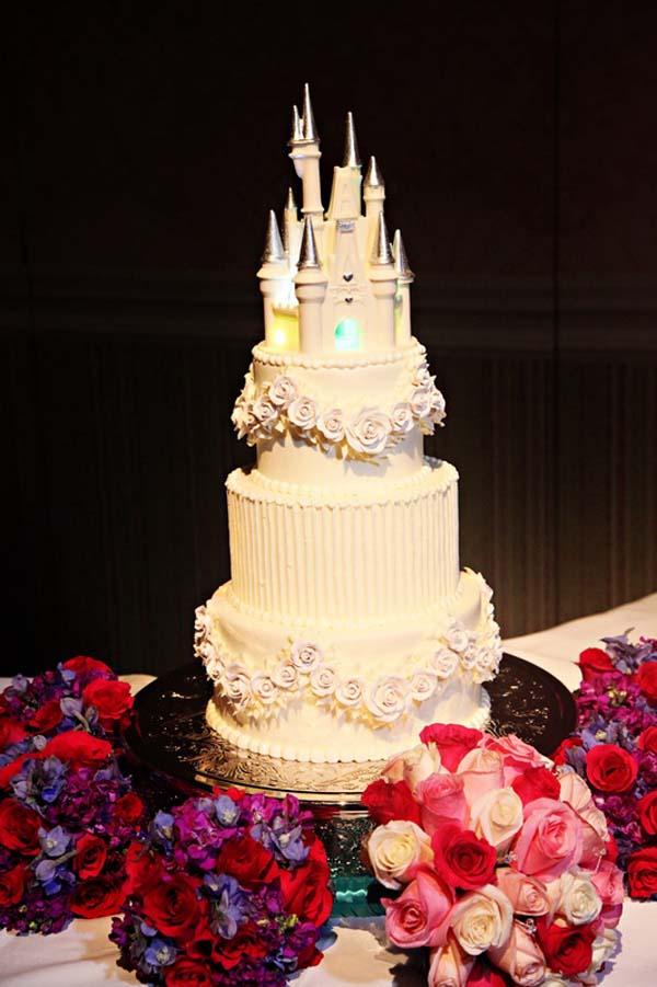 Walt Disney World Wedding Photos: Renee + Trae