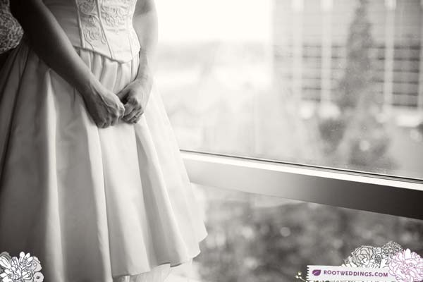 Wedding at the Disneyland Hotel: Mindy + Tim