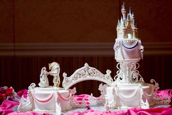 Grand Floridian Disney Wedding Photos: Jennie + Stephen
