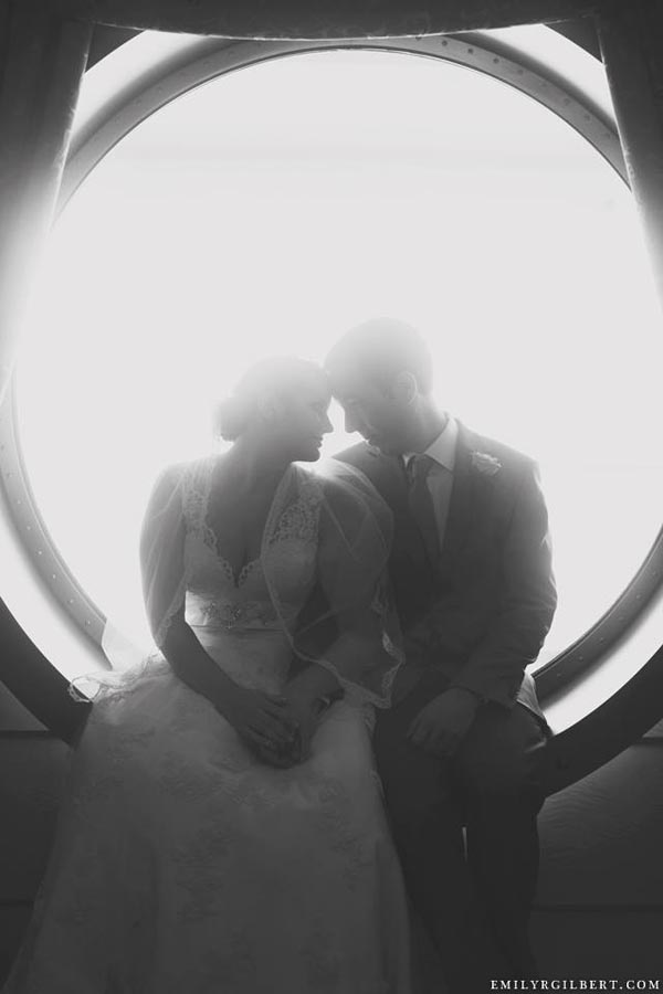 Disney Cruise Line Wedding: Jessica + Curtis