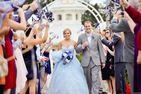 Walt Disney World Wedding: Cierra + Mark