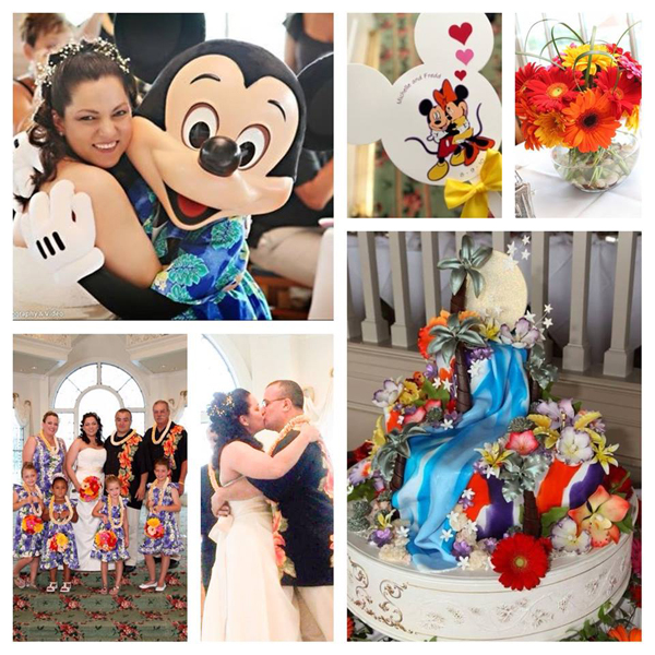 Walt Disney World Weddings: Entries from the 2014 Magical Day Awards