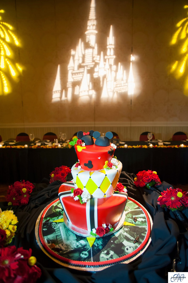 Beautiful Disney Wedding: Ashton + Wayne in WDW