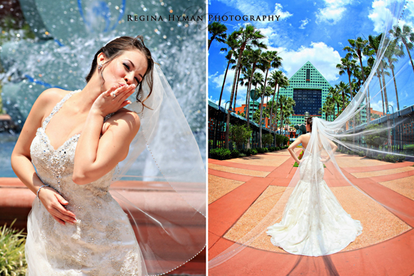 Disney Cruise Wedding: Elsa + Carlos
