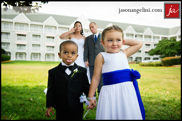 Disney Wedding at the Yacht Club Resort: Nicole + Joseph