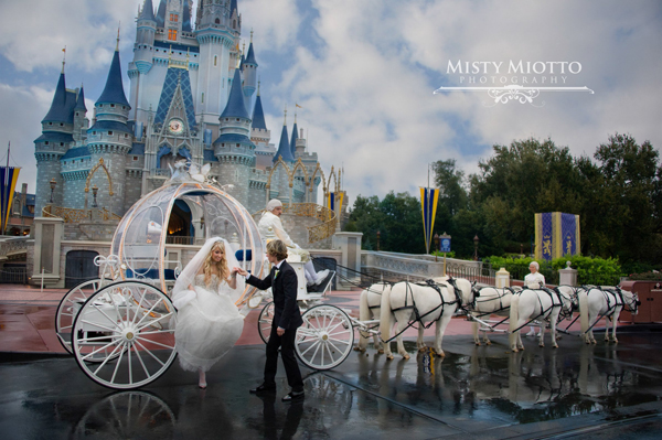 Walt Disney World Wedding: Tatiana + Thomas