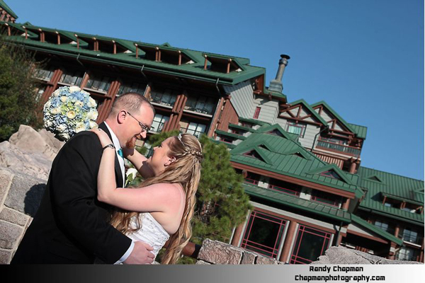 Disney Wedding at the Wilderness Lodge: Casey + Michael