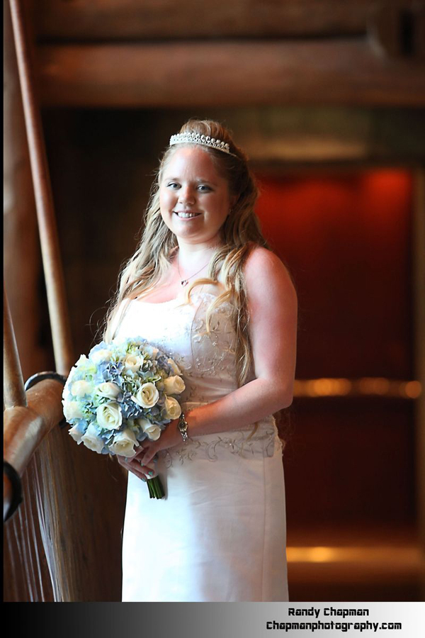 10 Disney Wedding Bouquets