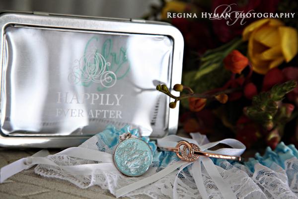 Disney Fairy Tale Wedding: Haley + Chris