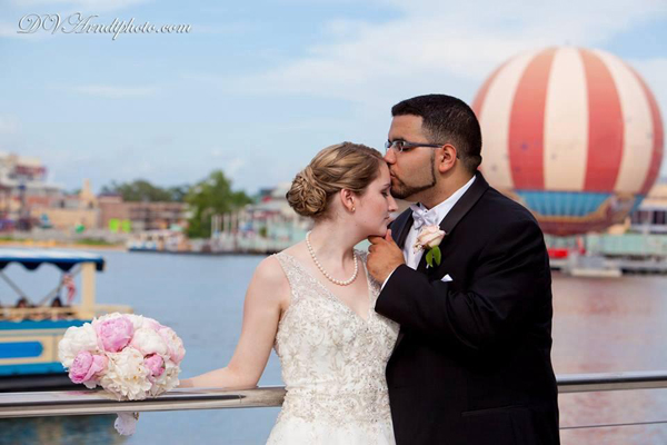 The Story of Alis Walt Disney World Wedding