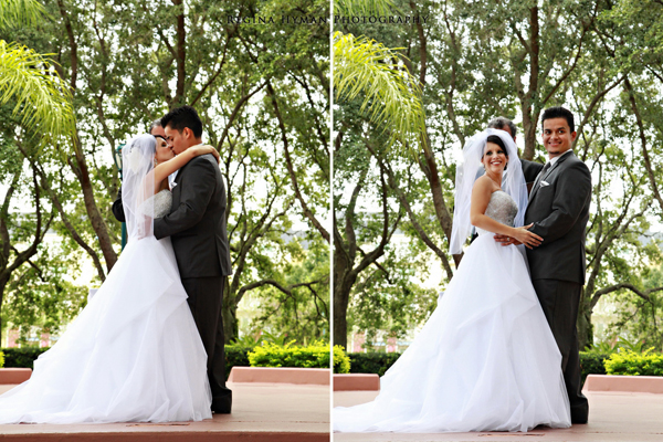 Walt Disney World Wedding Photos: Jen + German