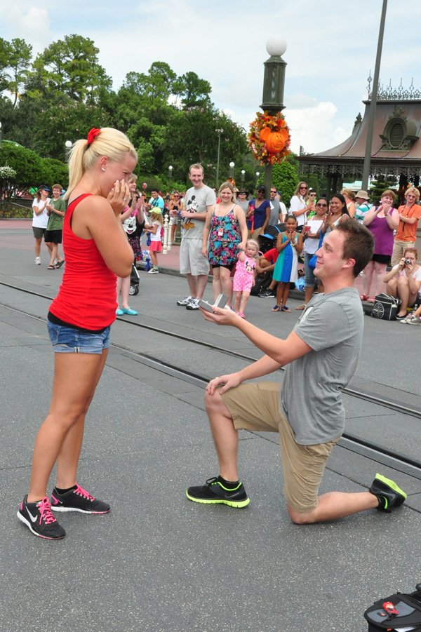 The 7 Most Romantic Places to Propose at Walt Disney World