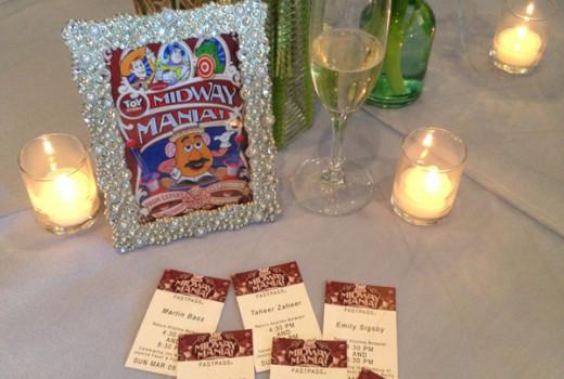 Ceremony at the Disney Wedding Pavilion: Jessica + Patrick