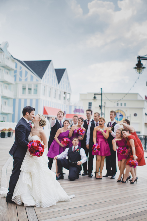 Disney Wedding at the Yacht and Beach Club: Annie + Patrick