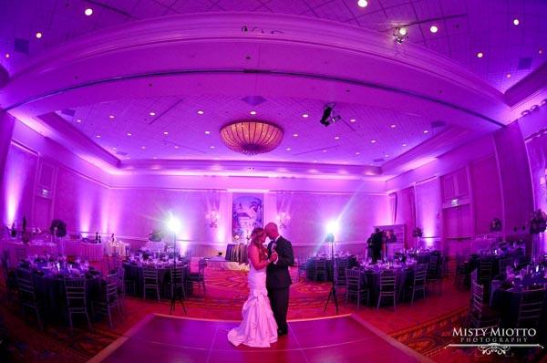 Walt Disney World Wedding Photos: Anslee + David