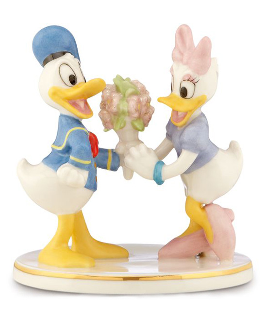 Disney Wedding Cake Toppers by Lenox Disney Classics