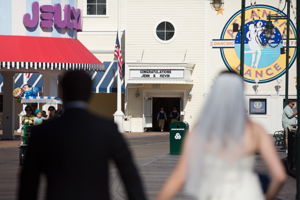 Walt Disney World Wedding at Epcot: Jenn + Kevin
