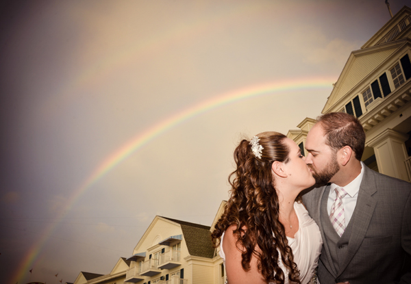 Disney Wedding at the Swan and Dolphin: Melissa + Danny