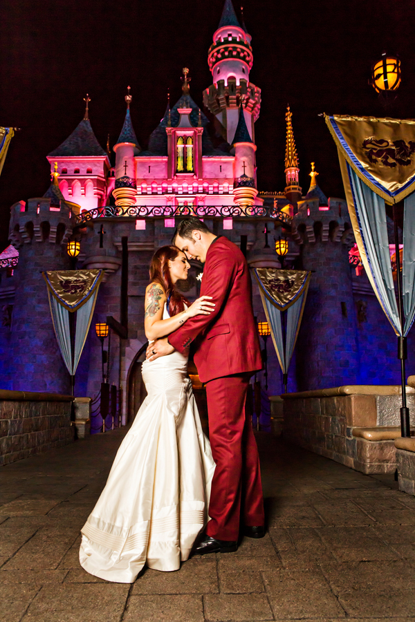 Magical Day Weddings Disneyland Wedding At Aladdin S Oasis Becca Mike Part Two