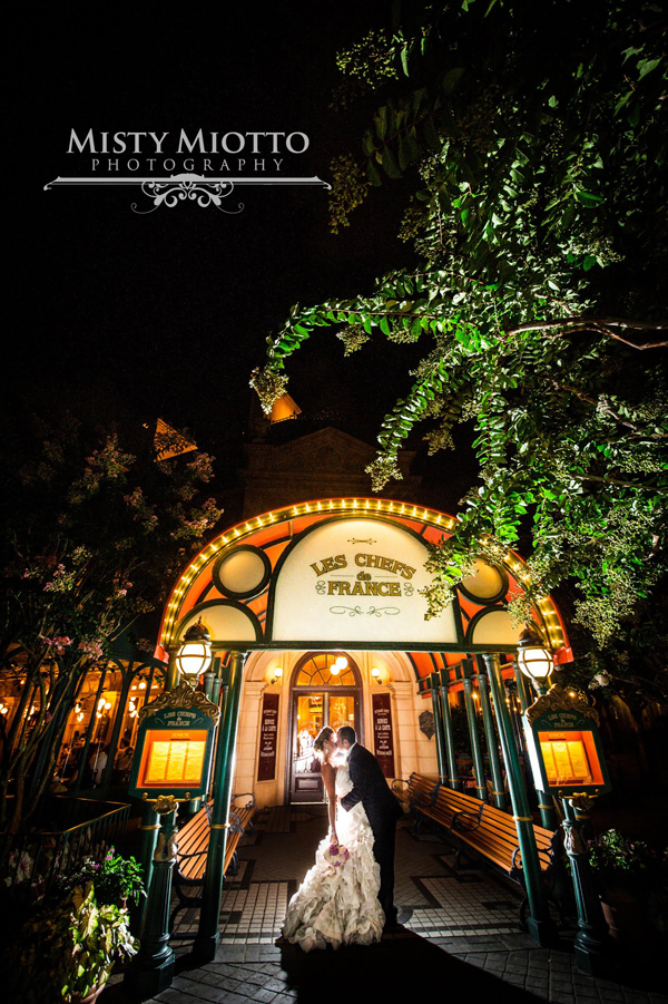 Walt Disney World Wedding: Angela + Phil