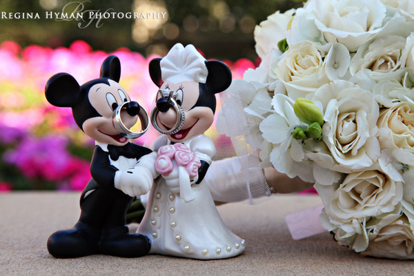 Walt Disney World Vow Renewal: Megan + Robert